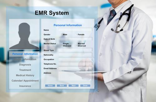 EHR Personal Information Form