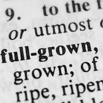 How Close is Population Health to Being Full-Grown? - Cover
