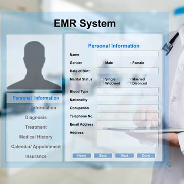 The EHR Implementation as a Relationship - Cover
