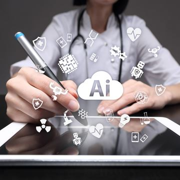 How Providers View Artificial Intelligence in Healthcare - Cover
