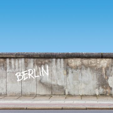 The Berlin Wall of Healthcare - Cover