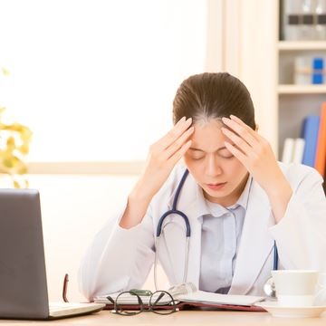 The Impact of the EMR on Physician Burnout - Cover