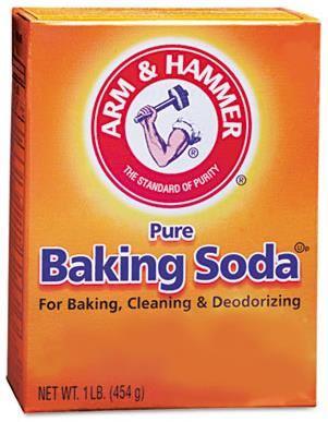 Business Intelligence & Baking Soda - Cover