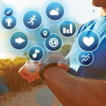 Making Room for Wearables and Other Data Types in Healthcare - Cover