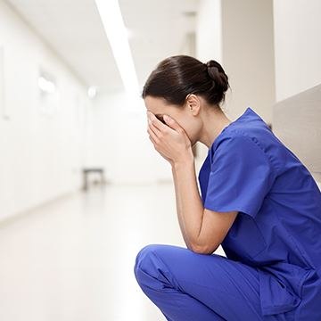 What Causes Physician Burnout? - Cover
