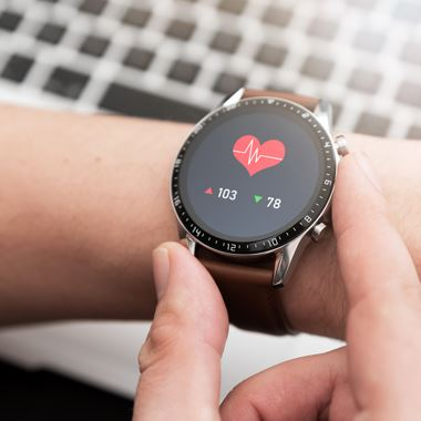 eTech Insight: Smartwatches – Becoming Sophisticated Health Monitoring Devices - Cover