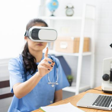 eTech Insights – Extended Reality (XR) Becoming a Healthcare Solution Reality - Cover