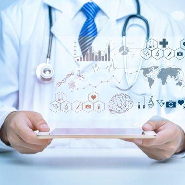 Potential Disruptors in Healthcare Analytics - Cover