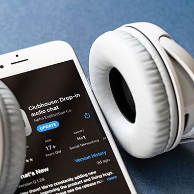 eTech Insight - Will Social Audio Drive Better Patient Interactions Than Chatbots? - Cover