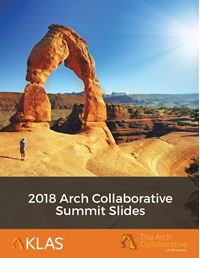 2018 Arch Collaborative Summit Slides
