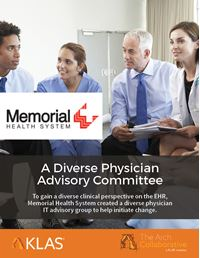 A Diverse Physician Advisory Committee