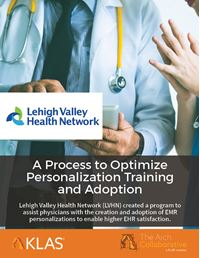 A Process to Optimize Personalization Training and Adoption