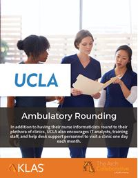 Ambulatory Rounding