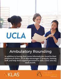 Ambulatory Rounding