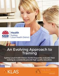 An Evolving Approach to Training