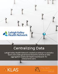 Centralizing Data