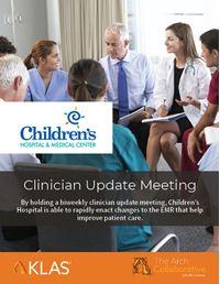 Clinician Update Meeting