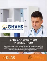 EHR Enhancement Management