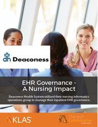 EHR Governance - A Nursing Impact