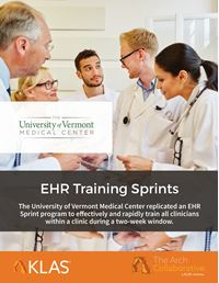 EHR Training Sprints