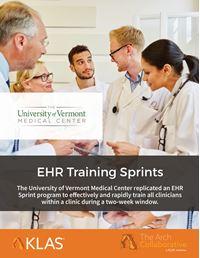 EHR Training Sprints