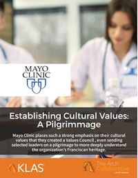 Establishing Cultural Values: A Pilgrimage