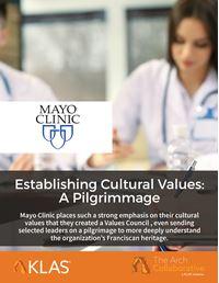 Establishing Cultural Values: A Pilgrimage