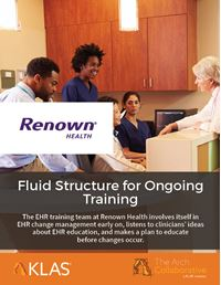 Fluid Structure for Ongoing Training