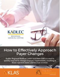 How to Effectively Approach Payer Changes
