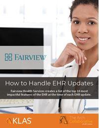 How to Handle EHR Updates