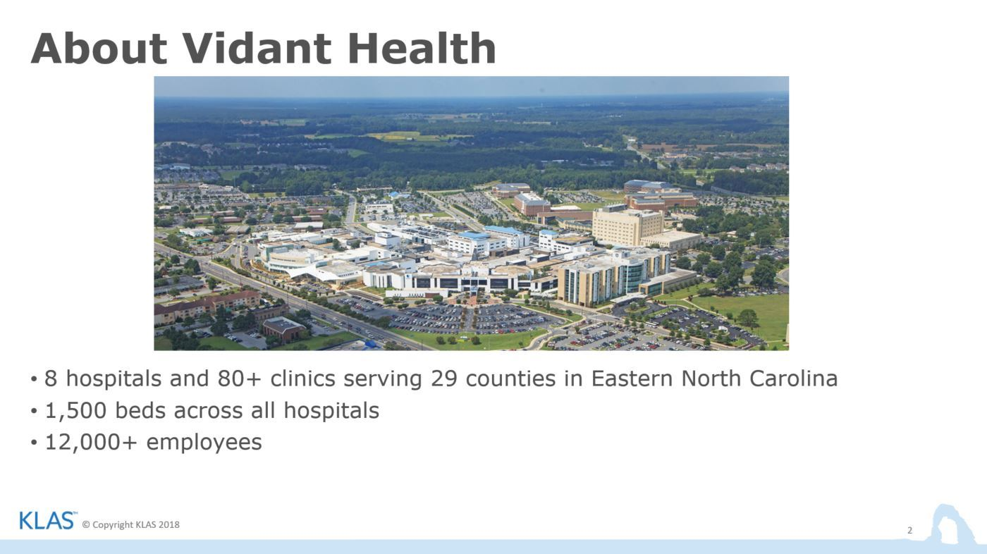 Leading a Successful EHR Refresh (with Vidant Health)