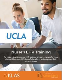 Nurse's EHR Training