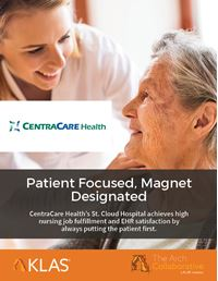 Patient Focused, Magnet Designated
