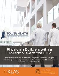 Physician Builders with a Holistic View of the EHR