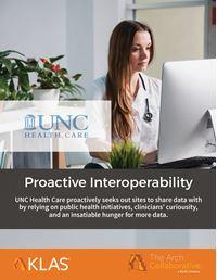 Proactive Interoperability