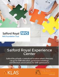 Salford Royal Experience Center