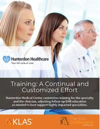 Training: A Continual and Customized Effort