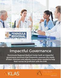 Impactful Governance