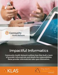 Impactful Informatics