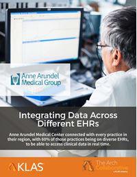 Integrating Data Across Different EHRs