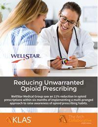 Reducing Unwarranted Opioid Prescribing
