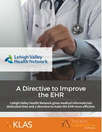 A Directive to Improve the EHR