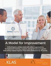 A Model for Improvement