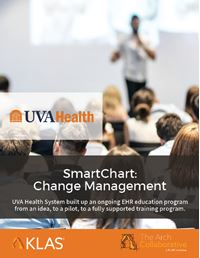 SmartChart: Change Management
