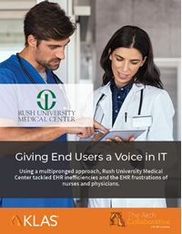 Giving End Users a Voice in IT