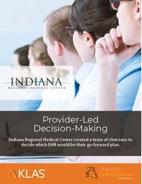Provider-Led Decision-Making