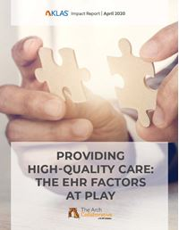 Providing High-Quality Care: The EHR Factors at Play