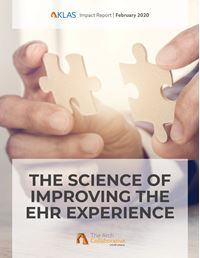 The Science of Improving the EHR Experience