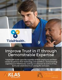 Improve Trust in IT through Demonstrable Expertise