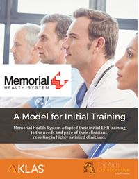 A Model for Initial Training